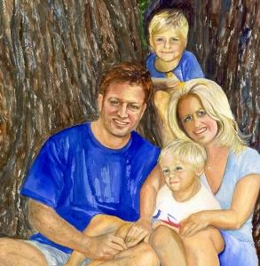 Hughes-Family