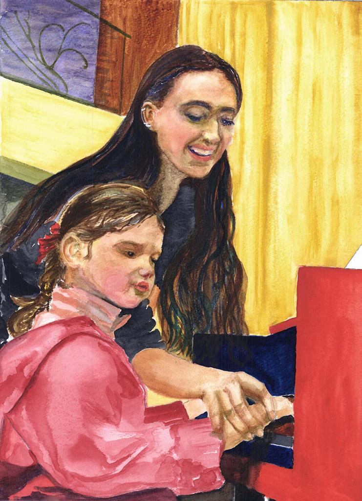 Harpsichords-Debut