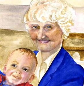 Elderly-Madonna