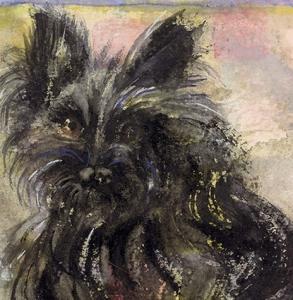 Lulu-Berlin-Circus-Dog