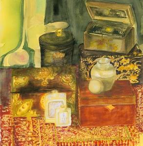 Mariage Frères: Tea Boxes