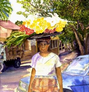 Marchanta Herminia, Dominican Republic
