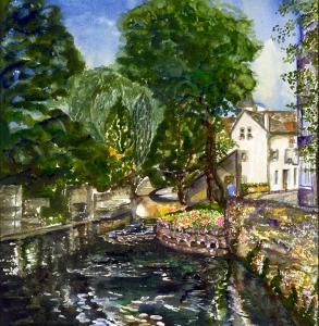 Rivière Eure