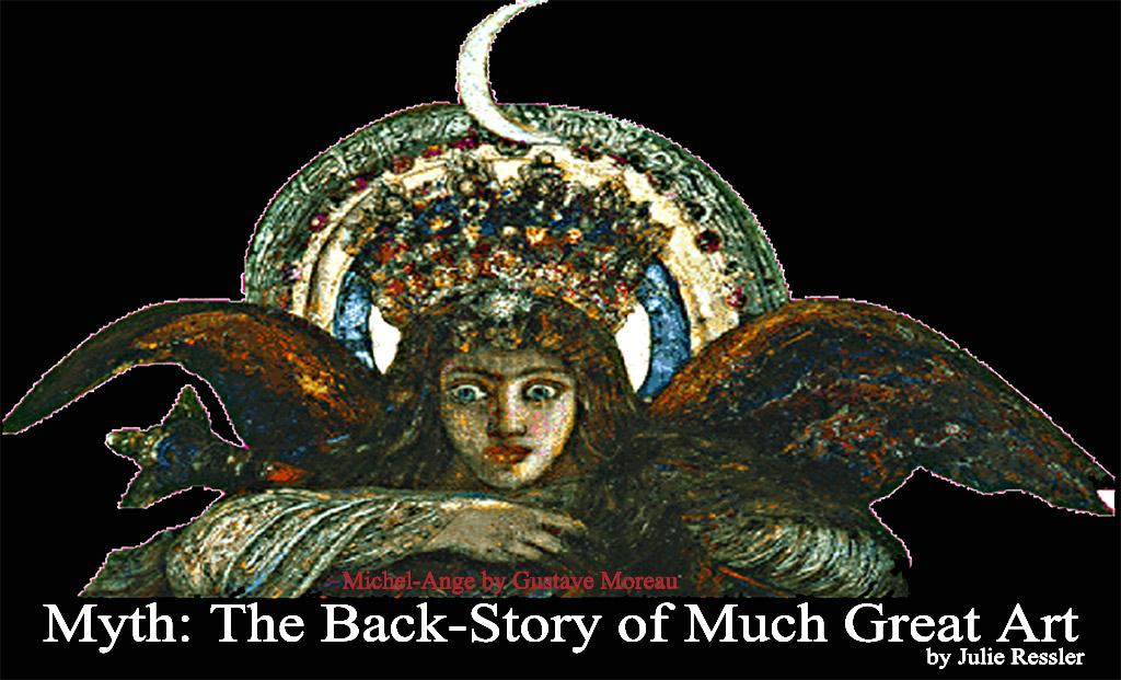 Myth-by-Gustave-Moreau